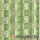 Текстильная шторка для ванной Bisk 03562