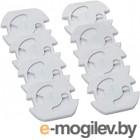 Заглушка для розетки Safety 1st 39051760 (8шт)