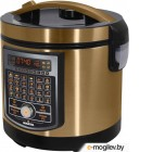 MARTA MT-4314 {CERAMIC coating_i-cooker} темный янтарь