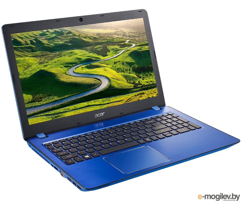 "Acer Aspire F5-573-33P0 Core i3 6006U/4Gb/500Gb/Intel HD Graphics 520/15.6""/FHD (1920x1080)/Windows 10/blue/WiFi/BT/Cam/2800mAh"