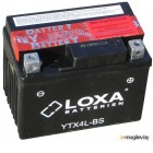 Мотоаккумулятор Loxa YTX4L-BS 3 А/ч