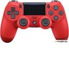 Геймпад Sony DualShock 4 v2 / CUH-ZCT2E (красный)