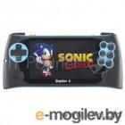 SEGA Genesis Gopher 2 LCD 4.3, +500 игр (синяя) ConSkDn51