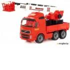 Детская игрушка Полесье Автомобиль пожарный Volvo