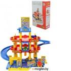 Игровой набор Полесье Паркинг 3-уровневый с автомобилями (в коробке) 37893