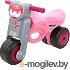 Полесье Мотоцикл Мини-мото 48233 розовый