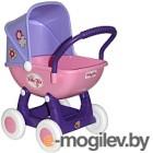 Коляска для куклы Полесье Arina 48202 4 колеса