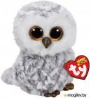 Мягкая игрушка TY Beanie Boo`s Совенок Owlette 37201
