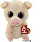 Мягкая игрушка TY Beanie Boos Поросенок Piggley / 37200