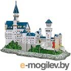 Сборная модель CubicFun Замок Нойшванштайн MC062h