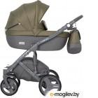 Детская универсальная коляска Riko Vario 3 в 1 03/olive