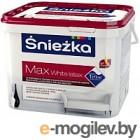 Sniezkа Max White Latex с тефлоном 5л, матовый белоснежный