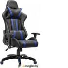 Седия Gamer Eco черный/синий