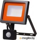 Прожектор светодиодный с датч. движ. 30 Вт PFL-SC sensor 6500К, IP54, 160-260В, JAZZWAY (2550Лм, холодный белый свет)