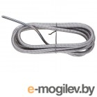 Трос сантехнический пружинный ф 9 мм длина 5 м ЭКОНОМ (Канализационный трос используется для прочистки канализационных труб.) (Сантехкреп)