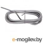 Трос сантехнический пружинный ф 6 мм длина 5 м ЭКОНОМ (Канализационный трос используется для прочистки канализационных труб.) (Сантехкреп)