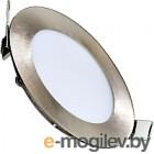 Точечный светильник Truenergy 6W 4000K 10903 никель