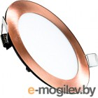 Точечный светильник Truenergy 6W 4000K 10911 медь