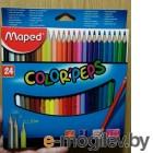 Карандаши цветные Maped Color
