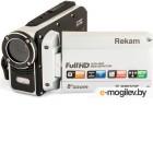 Видеокамера Rekam DVC-380 серебристый IS el 2.7 1080p SD+MMC Flash/Flash