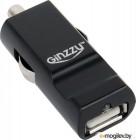 GINZZU GA-4310UB АЗУ 5В/2.1A 1хUSB для Samsung HTC  black