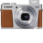 Компактный фотоаппарат Canon Powershot G9 X Mark II / 1718C012AA (серебряный)