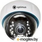 Аналоговая камера Optimus AHD-H024.0(2.8-12)