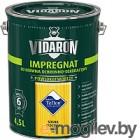 Защитно-декоративный состав Vidaron Impregnant V02 Золотистая сосна 4.5л