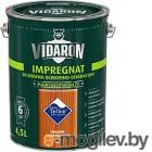 Защитно-декоративный состав Vidaron Impregnant V06 Американское красное дерево 4.5л