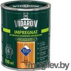 Защитно-декоративный состав Vidaron Impregnant V05 Натуральный тик 0.7л