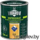 Защитно-декоративный состав Vidaron Impregnant V04 Грецкий орех 0.7л