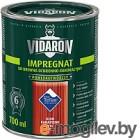Защитно-декоративный состав Vidaron Impregnant V14 Канадский клен 0.7л