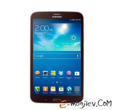"""Samsung Galaxy Tab 3 SM-T3110 8.0"""" 16GB, 3G,Wi-Fi,BT,Cam Gold Brown"""