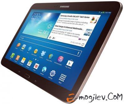 """Samsung Galaxy Tab 3 GT-P5200, 10.1"""",16Gb,3G,WiFi,BT,Cam <Gold Brown>"""