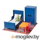 Кукольная мебель,спальня ХУСЕТ 803.660.95