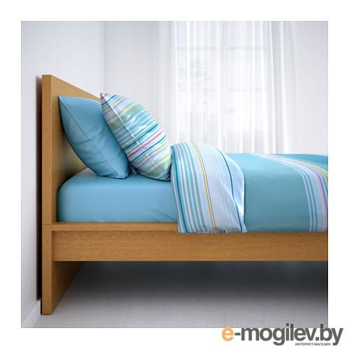 Каркас кровати, высокий МАЛЬМ
