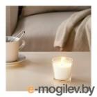 СИНЛИГ Ароматическая свеча в стакане, Сладкая ваниль, естественный 103.500.74