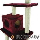 UrbanCat K148-02-07 бордовый