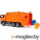 Bruder Scania мусоровоз Orange 03-560