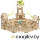 Сборная игрушка Woody Дворец Принцессы 00808