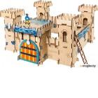Сборная игрушка Woody Крепость 00273