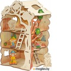 Сборная игрушка Woody Дом-дерево для Лешиков 00730