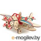 Сборная игрушка Woody Самолёт Крутой Вираж 01607