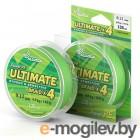 Allvega Ultimate 0.12mm 135m 6.6kg Light Green U135LGR012