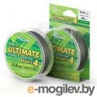 Allvega Ultimate 0.14mm 135m 7.8kg Dark Green U135DGR014