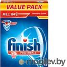Таблетки для посудомоечных машин Finish All in 1 52шт