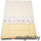 Одеяло для новорожденного Баю-Бай Мечта ОД01-М2 бежевый