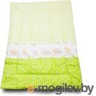 Одеяло для новорожденного Баю-Бай Мечта ОД01-М3 зеленый