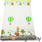 Одеяло для новорожденного Баю-Бай Раздолье ОД01-Р3 зеленый