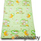 Одеяло для новорожденного Баю-Бай Нежность ОД01-Н3 зеленый
